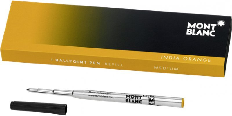 Refill Montblanc India Orange