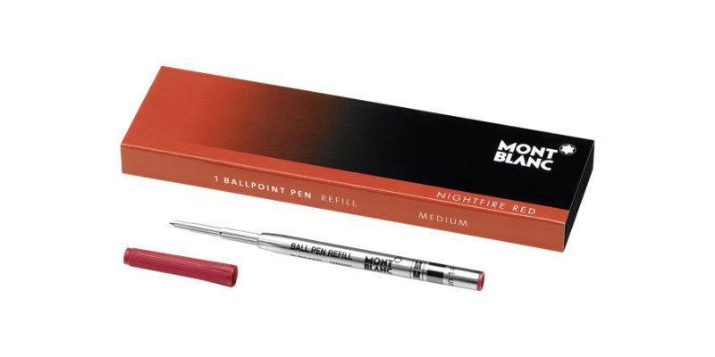 Refill Montblanc Rosso