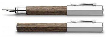 Faber-Castell Ondoro Smoked Oak Wood