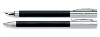 Faber-Castell Ambition black resin