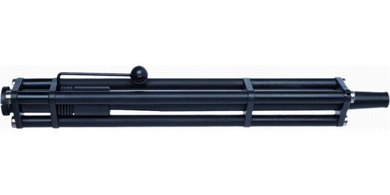Big Parafernalia Black- Penna stilografica