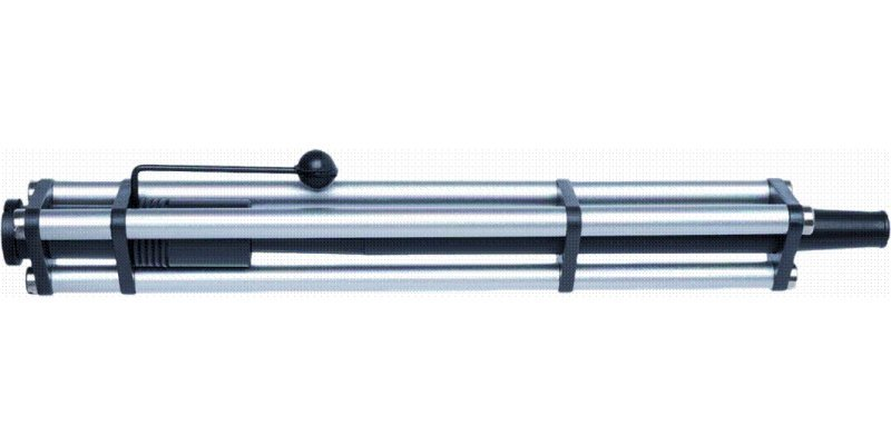 Big Parafernalia Aluminium - Penna stilografica