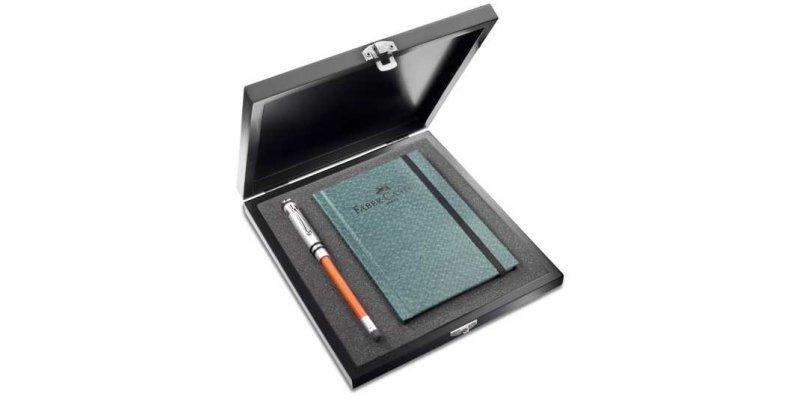 Faber Castell Matita perfetta con Notebook